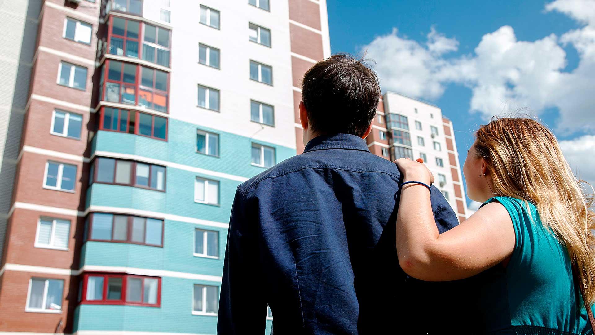 Дело по спору о признании права на обеспечние жильем за счет средств федерального бюджета